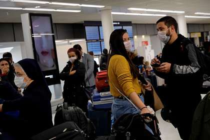 Подсчитано число оставшихся за границей россиян во время пандемии коронавируса Перейти в Мою Ленту