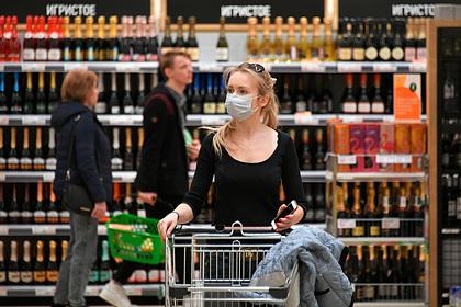 Полиция Москвы призвала запретить продажу алкоголя в сети из-за коронавируса