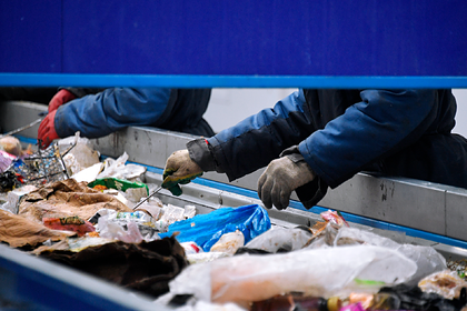 Человеческую ногу нашли в мешке на российском предприятии по сортировке мусора