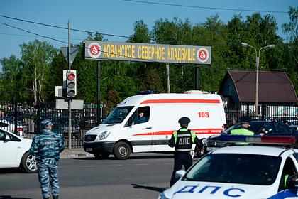 Лидер «Здоровой нации» сел за перестрелку с таджиками на московском кладбище