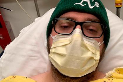 Зараженный коронавирусом рассказал о болезни