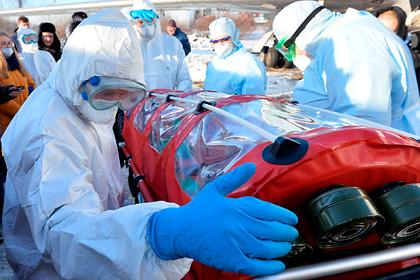Вся Сибирь ввела режим повышенной готовности из-за коронавируса