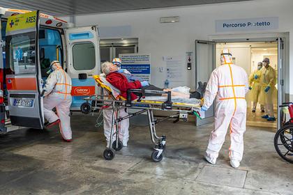 Европа обогнала Азию по количеству смертей от коронавируса