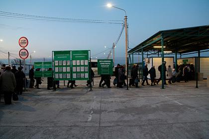 ДНР закроет границу с Украиной из-за коронавируса