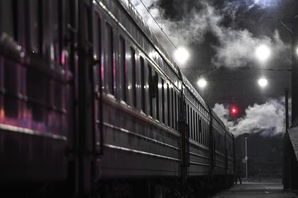Большинство поездов между Россией и Белоруссией отменили
