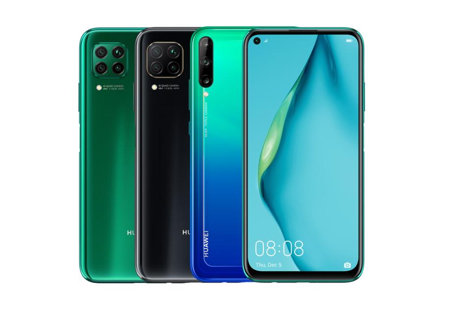 Huawei P40 lite и lite E