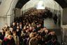 Когда к «Лубянке» были стянуты все оперативные службы, через 43 минуты раздался второй взрыв — на станции «Парк культуры» той же ветки. Он произошел в 8:39 в третьем вагоне поезда, который тоже следовал до станции «Улица Подбельского». Самоподрыв осуществила уроженка Дагестана Джаннет Абдурахманова (по другим данным — Абдуллаева) 1992 года рождения.  <br></br> Как выяснилось, после первого взрыва вторая смертница уже ехала по Сокольнической линии, отставая от своей сообщницы всего на несколько перегонов. И когда движение на красной ветке метро было приостановлено по техническим причинам, террористка привела в действие свой пояс шахида. Мощность взрывного устройства на «Парке культуры» была чуть меньше — около двух килограммов в тротиловом эквиваленте, устройство также было начинено кусками арматуры и болтами.