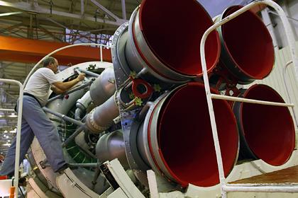 Россия показала изнутри создаваемую сверхтяжелую ракету