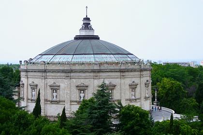 Здание панорамы «Оборона Севастополя 1854—1855 гг.»