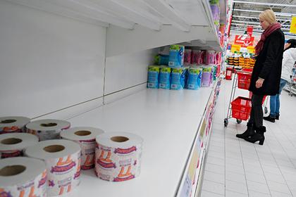 Названы самые популярные у россиян товары из-за коронавируса
