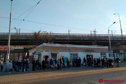 В Одессе начали нападать на водителей трамваев из-за транспортного коллапса