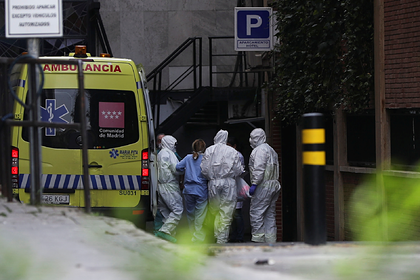 Неменее  двухсот человек погибли  откоронавируса заночь вИспании