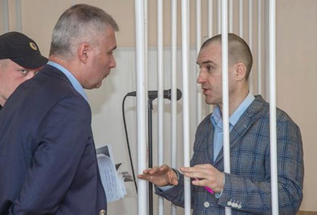 Станислав Мацелевич (справа)