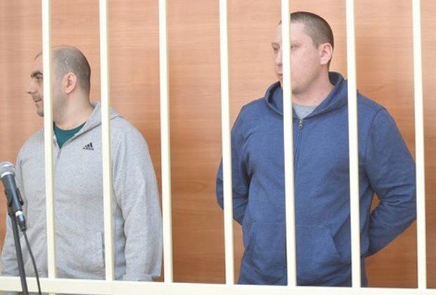 Рафаел Петросян и Станислав Примаков