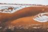 Побережье Балтийского моря глазами литовского фотографа Андрюса Александравичюса (Andrius Aleksandravičius). «Стоял холодный, очень ветреный зимний день. Я люблю приходить к морю в несезон. Пустынный пляж покрыт снегом, вода не застыла, она выглядит как мороженое-сорбет. И этот волшебный шум», — описывает ощущения литовец. Изображенный на кадре пляж Смилтине расположен недалеко от города Клайпеда и является частью Куршской косы. Он входит в список мирового наследия ЮНЕСКО.