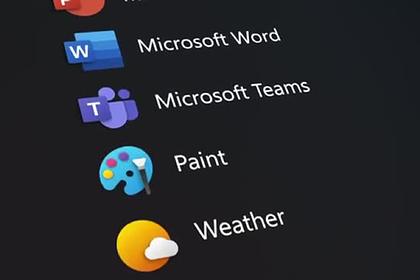 Microsoft показала новый дизайн Windows