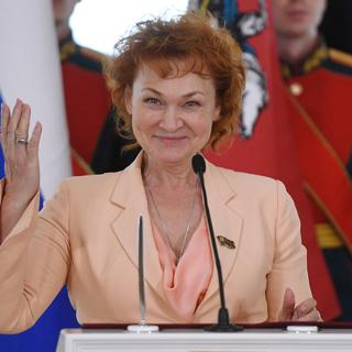 Людмила Стебенкова