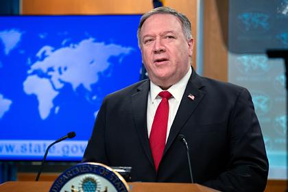США обвинили Россию в дезинформации о коронавирусе