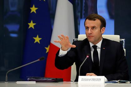 Французы рекордно доверились Макрону после его обращения о коронавирусе
