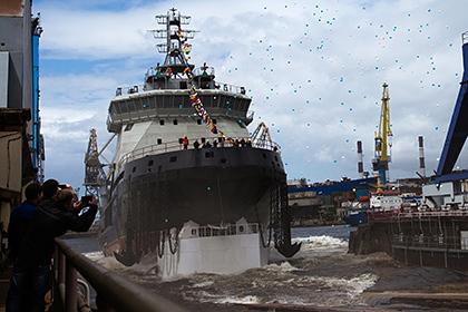 Ледокол Северного флота «Илья Муромец»