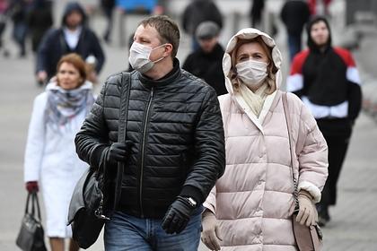 В Москве изолировали шесть тысяч человек из-за коронавируса