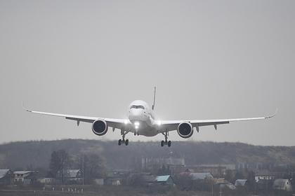 Появилась информации о минировании восьми российских самолетов