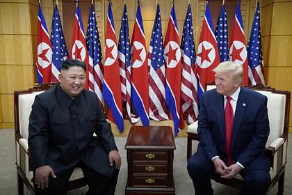 Трамп призвал Ким Чен Ына к сотрудничеству в борьбе с коронавирусом