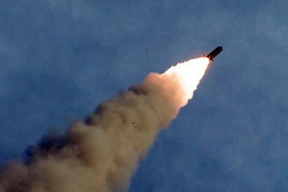 Северная Корея испытала новые тактические управляемые ракеты