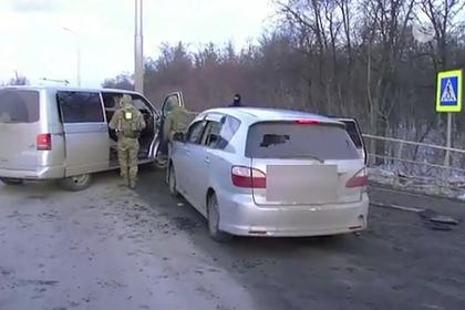 Обнародованы кадры с места ликвидации готовившего теракт в России боевика