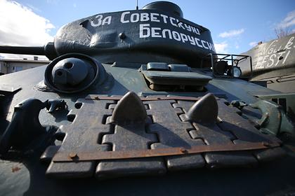 Советскую «Боевую подругу» испытали на трассе