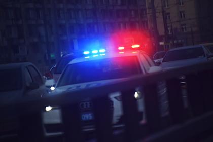 Инспекторы ГИБДД устроили погоню за Mercedes из-за выброшенного в урну пистолета