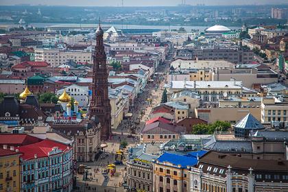 Татарстан получил от Москвы деньги на благоустройство