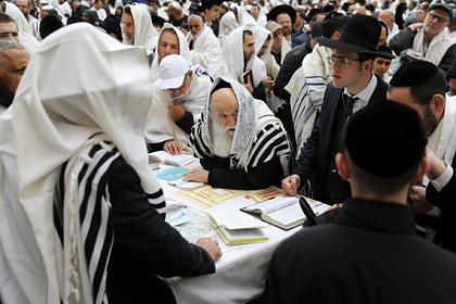 Израиль отказался переносить еврейскую Пасху из-за коронавируса