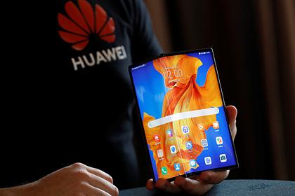 Huawei оценила складной Mate XS в 200 тысяч рублей