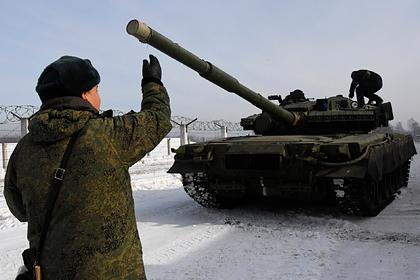 В России рассказали о желании США очернить российский Т-80