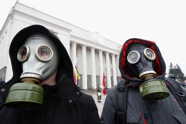 Украине грозит дефолт. Ее экономика может не пережить пандемию ...