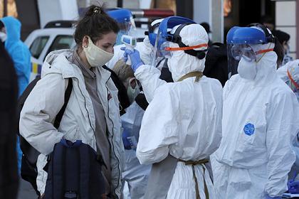 Назван срок окончания эпидемии коронавируса на Украине