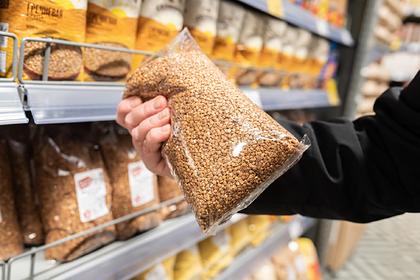 Названы самые популярные у россиян продукты во время эпидемии коронавируса