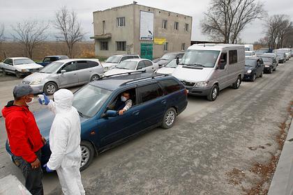В столице Киргизии ввели комендантский час из-за коронавируса