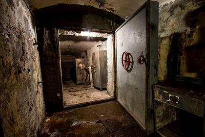 В центре российского города нашли бункер нацистов