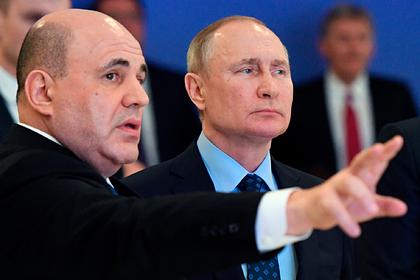 Путину и Мишустину построят новые кабинеты