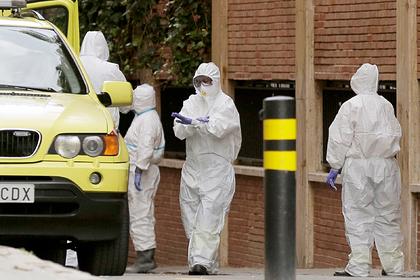 В Испании побили рекорд по случаям заражения коронавирусом