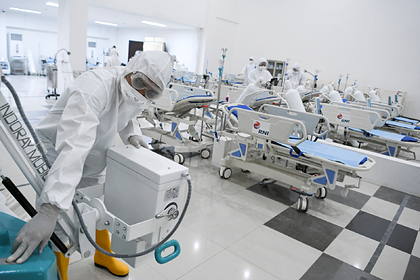 ВОЗ предсказала США превращение в новый очаг распространения коронавируса