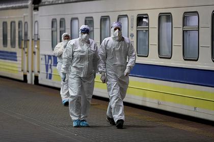 Украина отправит в Россию эвакуационный спецпоезд