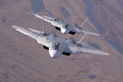 Су-57 полетали «вне законов физики»