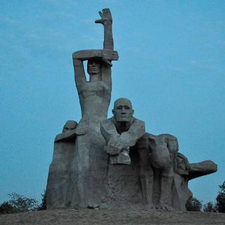 Мемориал «Жертвам фашизма»