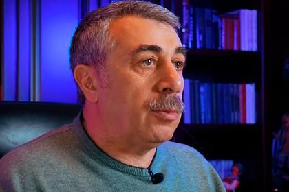 Доктор Комаровский объяснил положительное влияние коронавируса на экологию