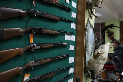 Россияне стали чаще оформлять лицензию на огнестрельное оружие