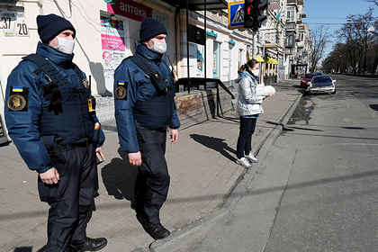 По всей Украине введут режим ЧС из-за коронавируса
