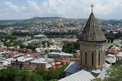 Грузинская церковь назвала преступлением запрет посещать храм из-за коронавируса